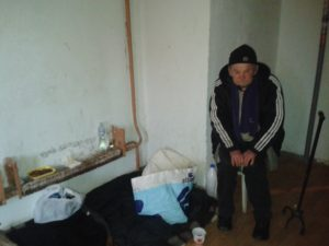допомога бездомним